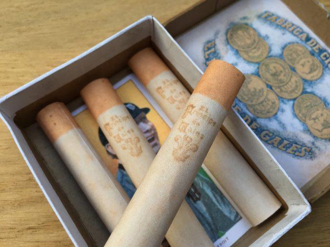 1910 EL PRINCIPE DE GALES Cigarettes pack T206 Hughie Jennings Baseball Card REPLICA khristore angers france brocante