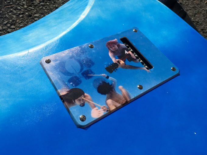 Nervemind 30th Anniversary Strat Kurt Cobain Nirvana Stratocaster grunge khristore