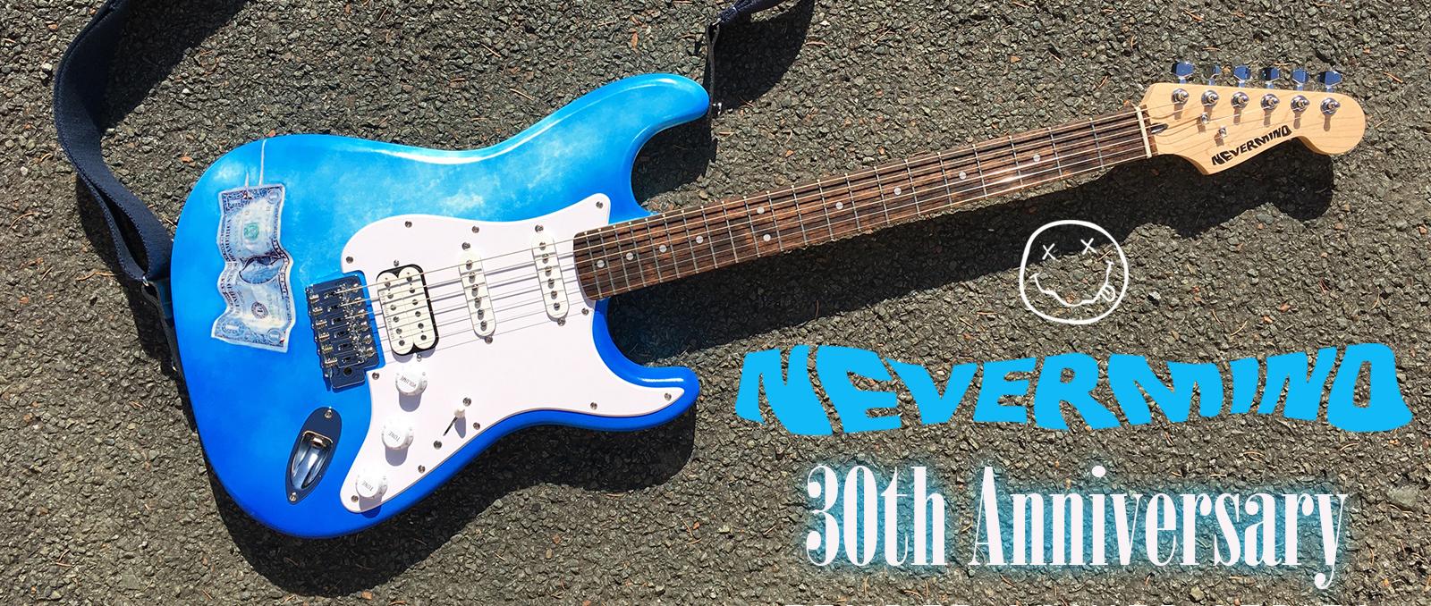 Nervemind-30th-Anniversary-Kurt-Cobain-Stratocaster-header